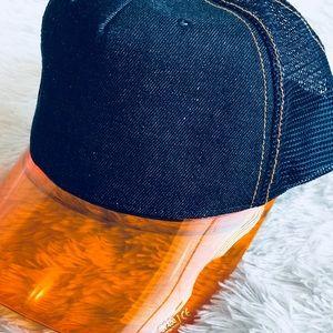 Accessories - Blue jean hat